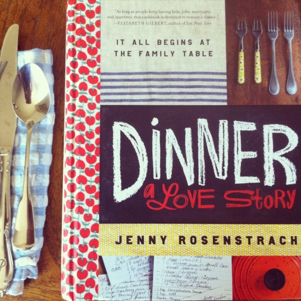 Dinner A Love Story, Dinner A Love Story cookbook, Jenny Rosenstrach