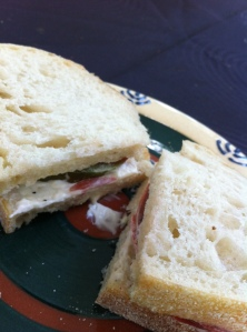 tomato sandwich, Hellman's mayonnaise, mayonnaise, heirloom tomatoes, summer sandwich