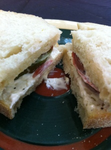 tomato sandwich, heirloom tomatoes, Hellman's mayonnaise, tomatoes, summer sandwiches